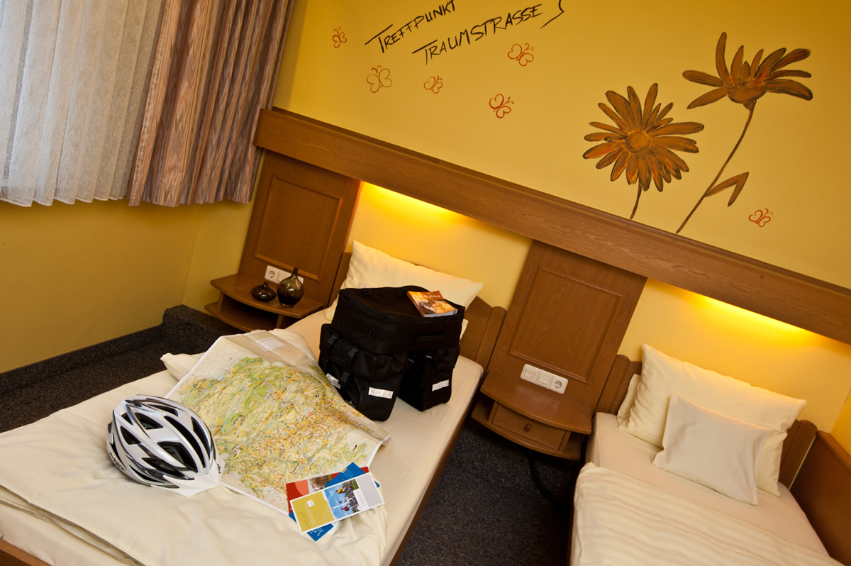 Hotel Radfahrer