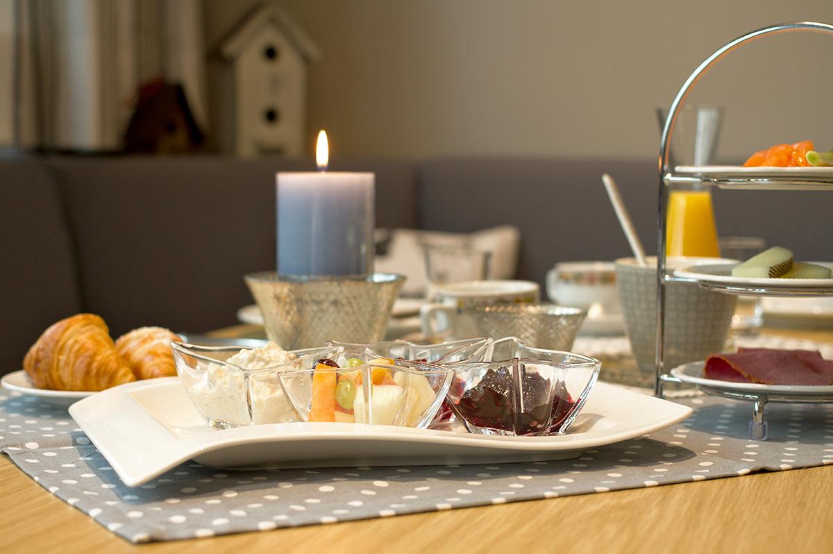 Frühstücksmeisterei Tisch