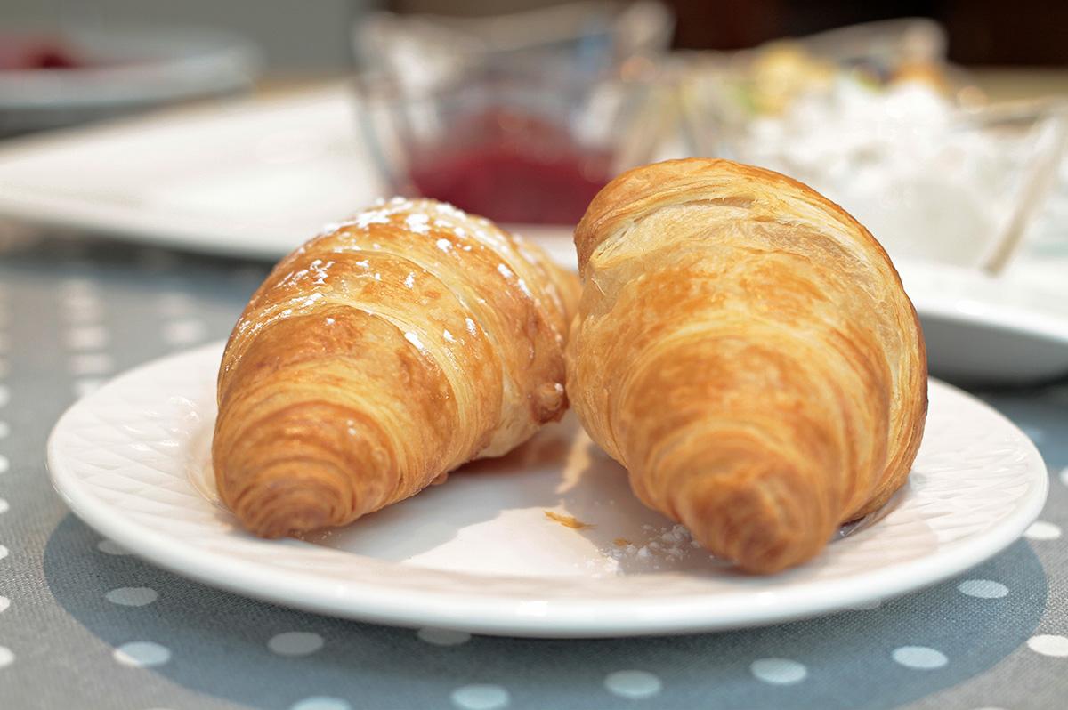 Frühstücksmeisterei Croissant