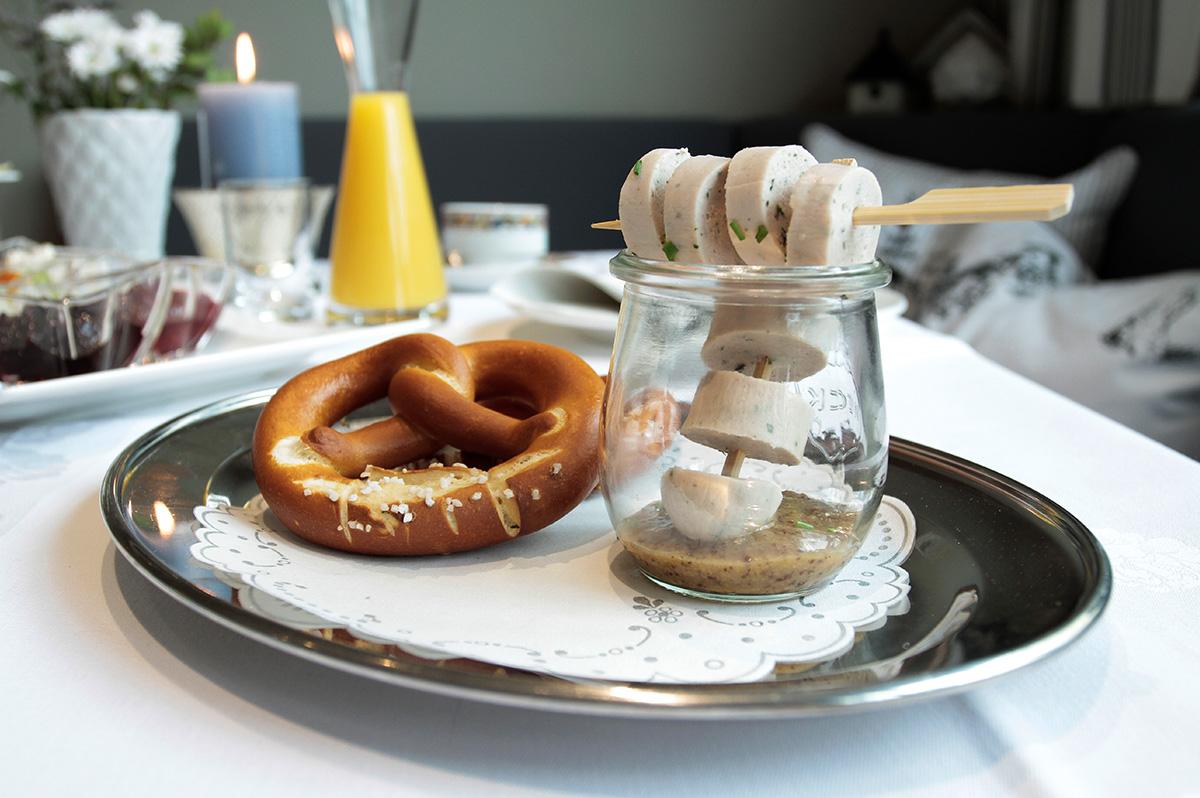 Frühstücksmeisterei Weißwurst